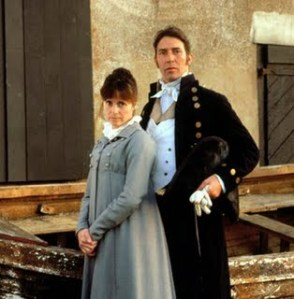 The 1995 film adaptation of Persuasion with Amanda Root and Ciaran Hinds is incomparable.