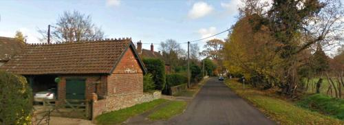 Chawton sits in Hampshire, not far from Alton, Steventon, and Winchester, all familiar Jane Austen places.