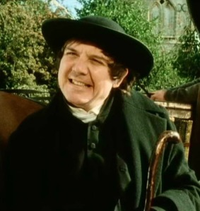 David Bamber is Mr Collins, Pride and Prejudice 1995