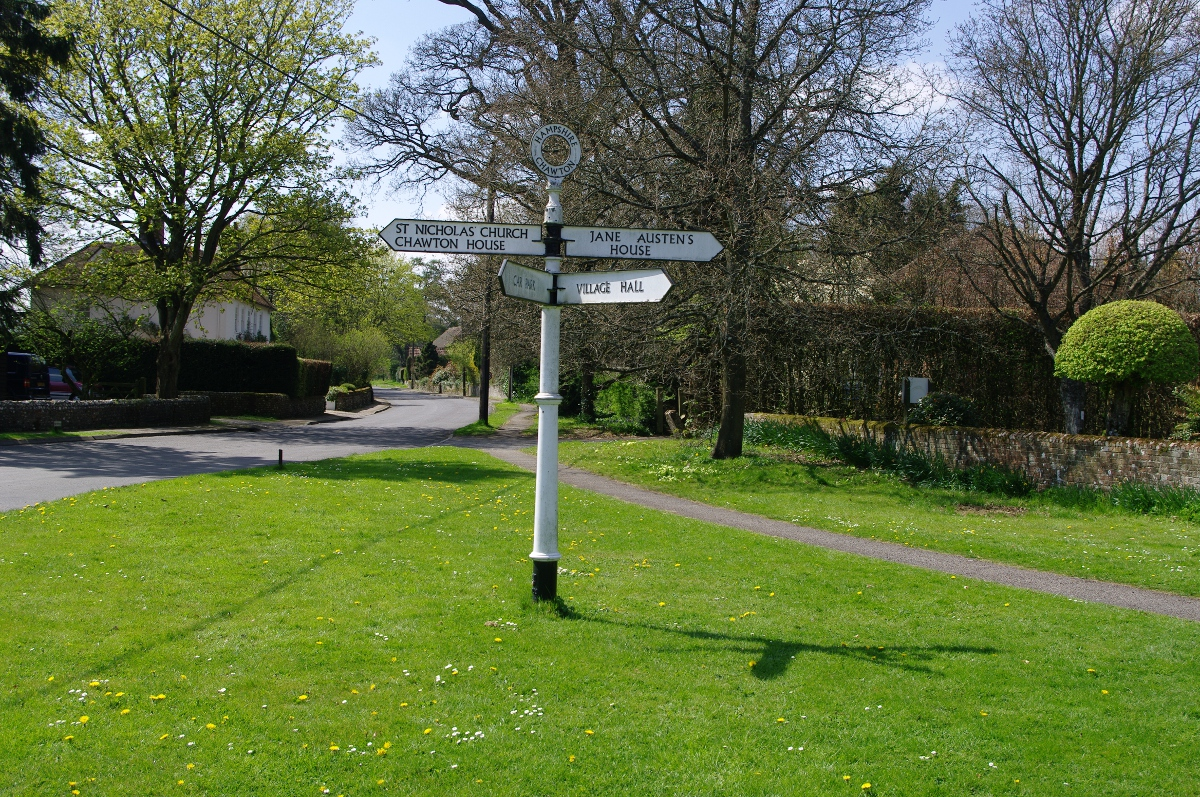 All Janeite roads lead to Chawton Cottage