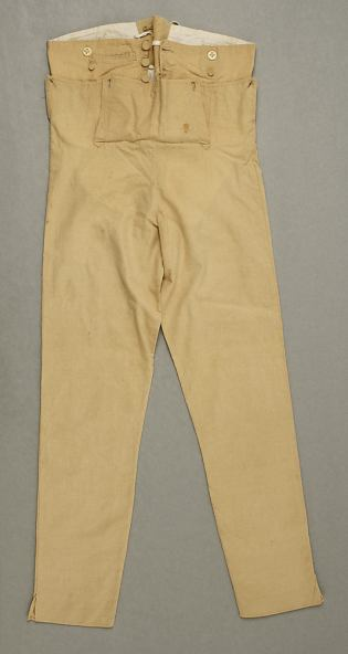 Regency Fashion: Men's Breeches, Pantaloons, and Trousers ...