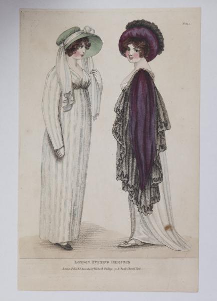 Progression Of Regency Fashion In Jane Austen S Adult Life