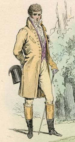 A fine figure of a man