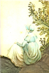 Jane Austen by Cassandra