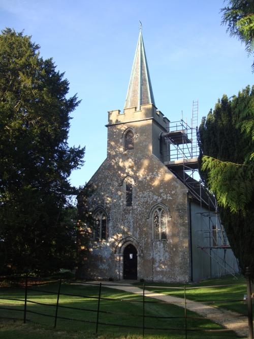 St. Nicholas church. Image @Tony Grant