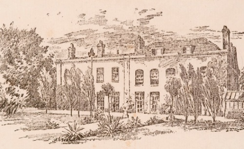 Normand House, built in Earl's Court in the 17th century, is now demolished.