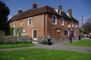 Chawton Cottage houses the Jane Austen House Museum.