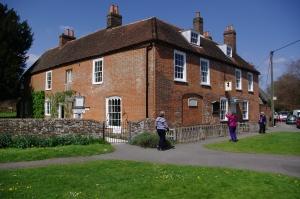 Chawton Cottage houses the Jane Austen House Museum.