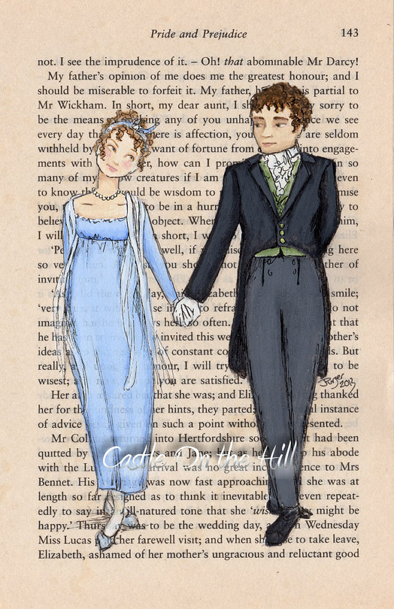 the pride and prejudice characters by jane austen Pride and prejudice: an introduction to and summary of the novel pride and prejudice by jane austen.