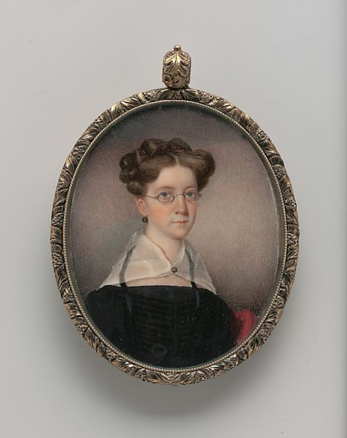 Portrait of a Lady, 1835