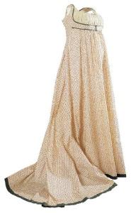 Robe ayant appartenu, 1797