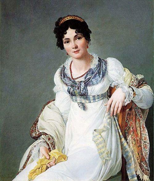 1810 portrait of a lady