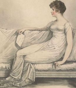 Mary Anne Clarke by Adam Buck, 1809. View more images here.