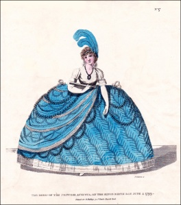 dress of the princess augusta_1799_hern