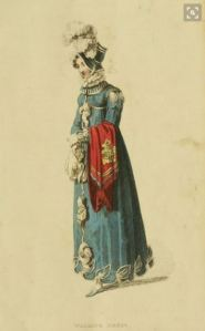 1809 shawl Ackermann