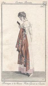 1809 shawl