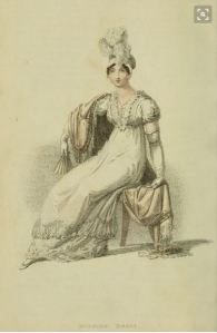 1815 shawl, Ackermann