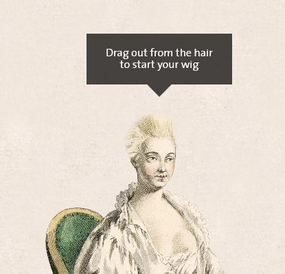 create wig