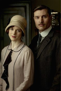 Downton Abbey S6 E4, Recap and Review: A Hand on the Gear Stick ...