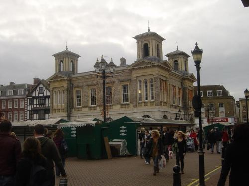 Old Town in Kingston Market