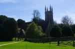 St Nicholas Church Chawton