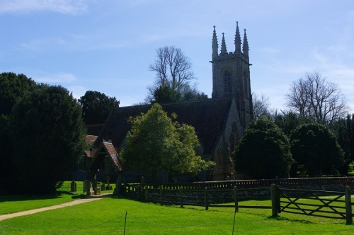 St Nicholas Church Chawton
