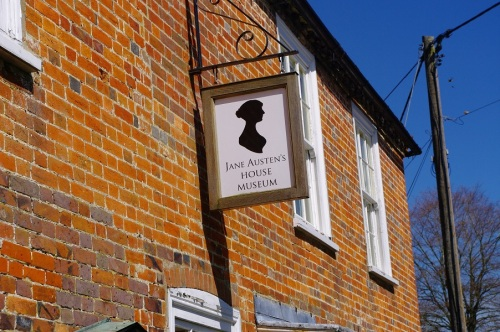 Chawton Cottage is now the Jane Austen House Museum, image by Tony Grant