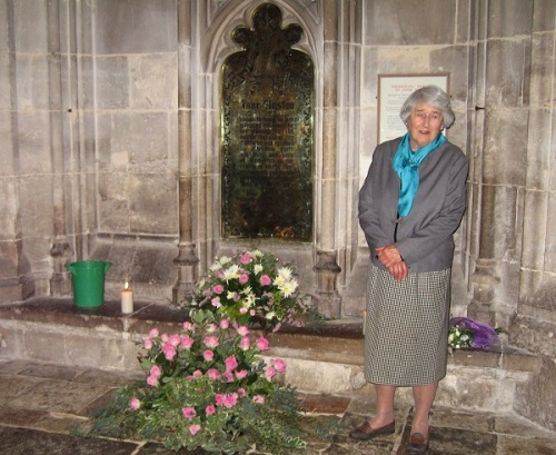 Helen LeFroy Winchester Cathedral