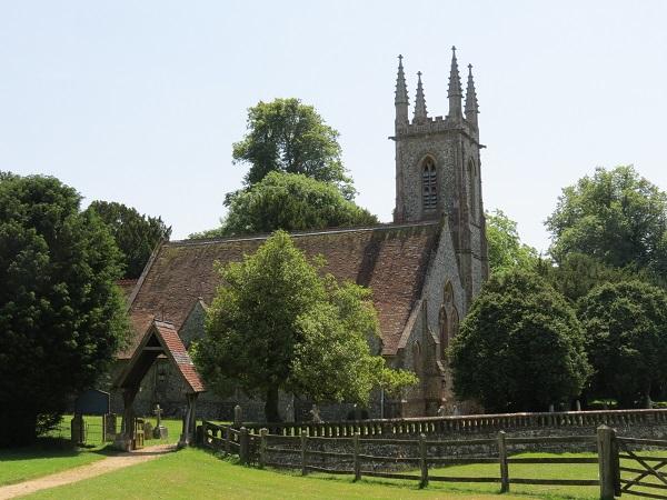 Image 12 Chawton Church Exterior