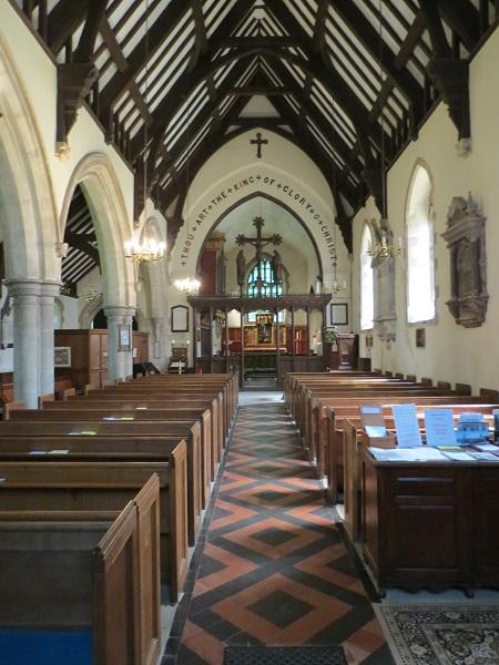 Image 13 Chawton Church Int