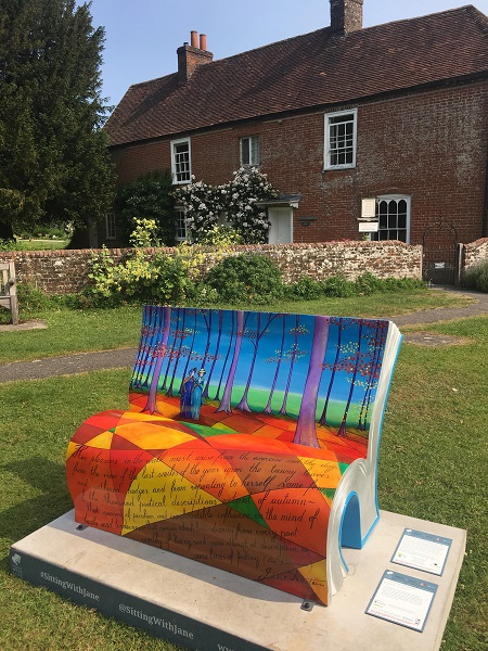 Image 20 Chawton Bench