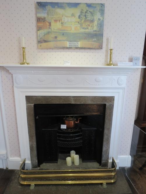 Chawton Cottage Fireplace