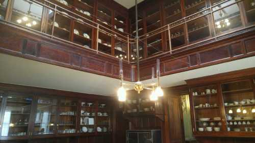 Butler's Pantry at the Breakers