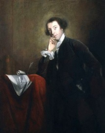 NPG 6520,Horatio ('Horace') Walpole, 4th Earl of Orford,by Sir Joshua Reynolds
