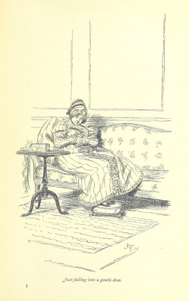 1985 Edition Of Mansfield Park Illustrated By Hugh Thomson And Published Macmillan Co