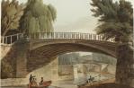 Canal and walks, Sydney Gardens 19th C.