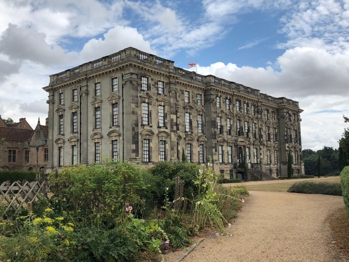 1 Stoneleigh Abbey-View from lane