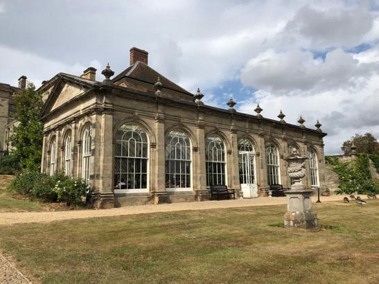 11 Stoneleigh Abbey-Orangery Tea Room