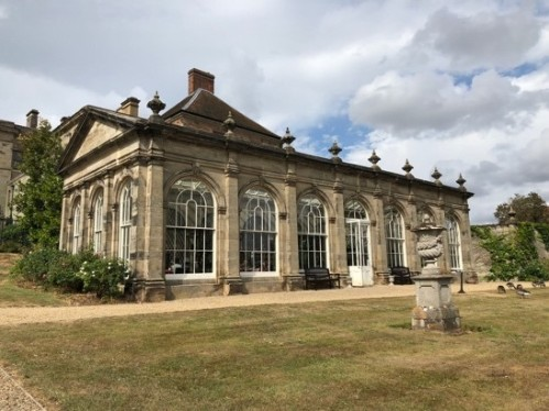 11 Stoneleigh Abbey-Orangery Tea Room