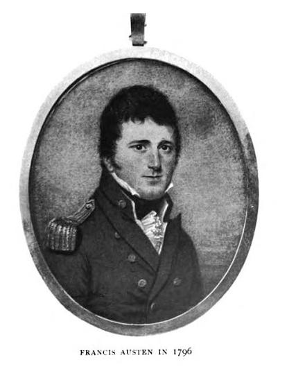 Photo 1 Lieutenant Francis Austen