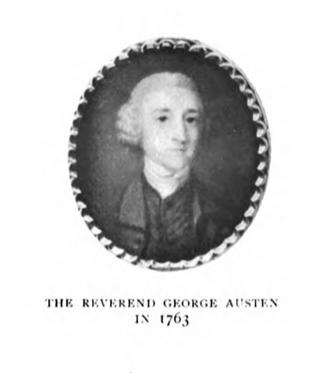 Photo 2 Rev. George Austen 1763