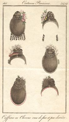 Costume Parisiens 1815