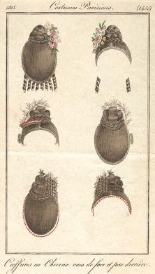 Costume Parisiens 1815