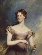 Portrait of Mrs Moffet, 1826, Sir Martin Archer Shee,