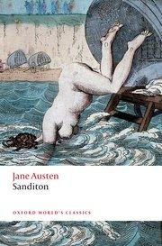 Sanditon by Jane Austen book cover