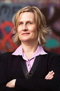 Image of author Janine Barchas