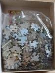 Jane Austen jigsaw puzzlepieces