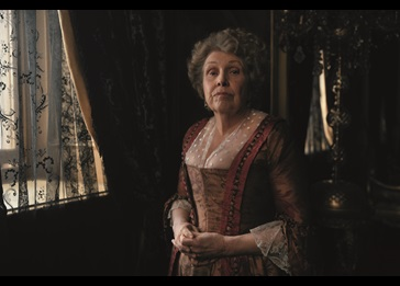 Photo of actress Anne Reid as Lady Denham