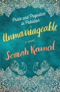 Unmarriageable, hardback cover