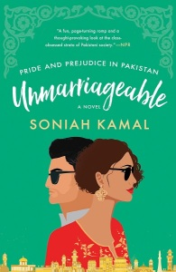 Unmarriageable new paperback edition cover